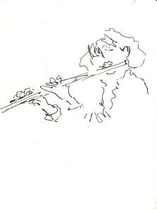 flute no. 23