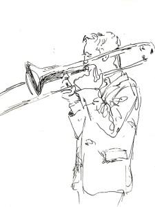 trombone no. 15